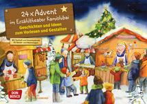 24 mal Advent Kamishibai