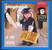 Playmobil-Figur Martin Luther 9325